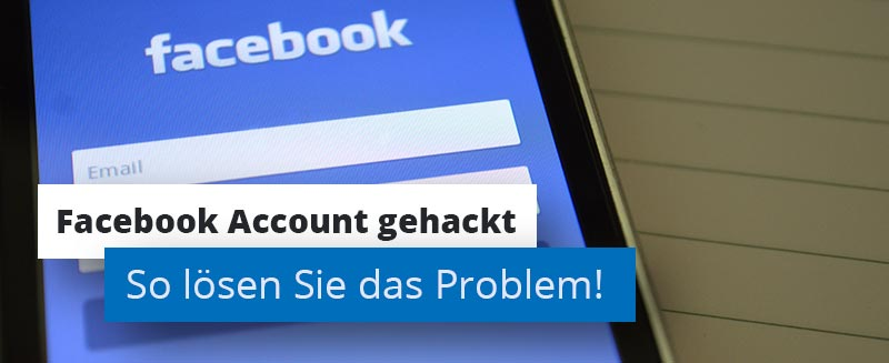 Facebook Accounts Gehackt